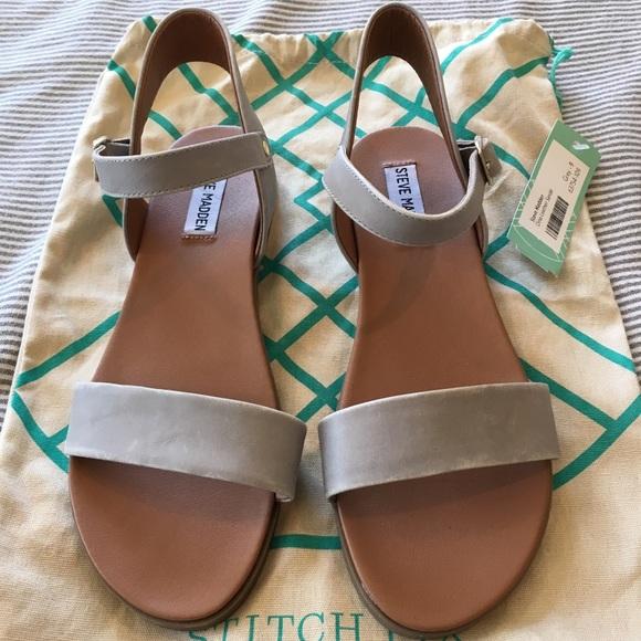 d1fcd1ded4c1 Steve Madden Dina Leather Sandal